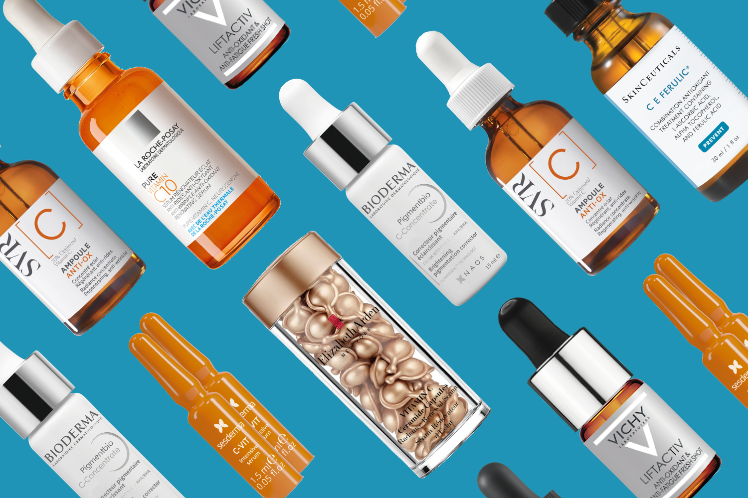 Try out the best-quality vitamin c serum for oily skin
